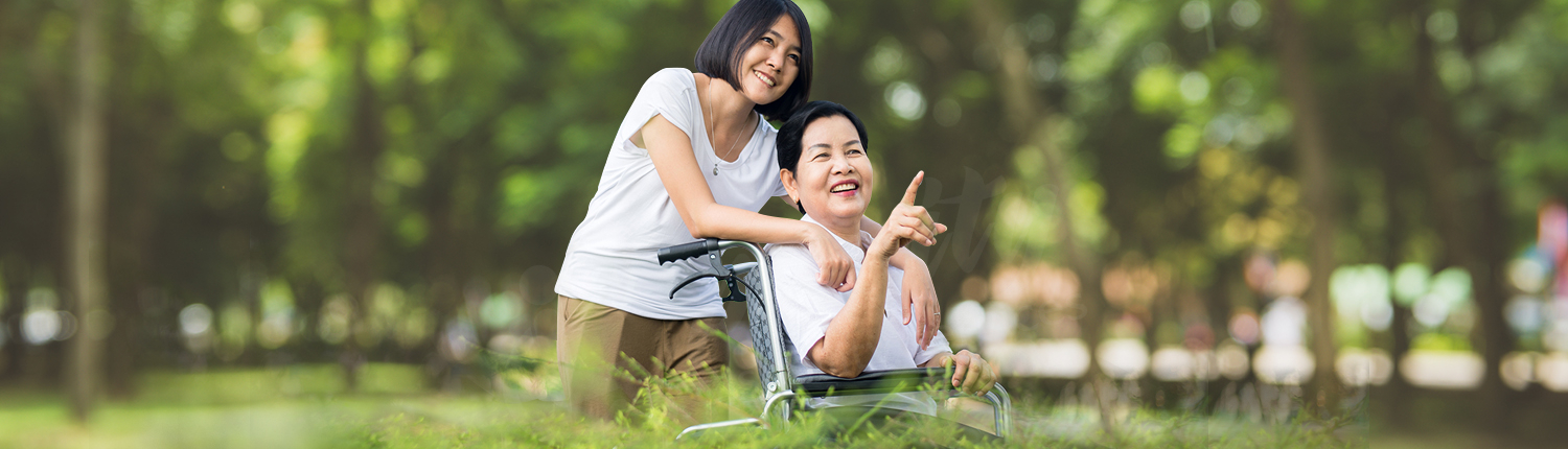 Banner_Assist With Daily Life_purity disability services