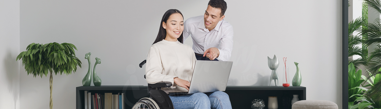 Banner_Finding & Keeping Job_purity disability services